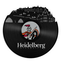 Heidelberg University Vinyl Wall Art Record Unique Gift for Student Home Decor