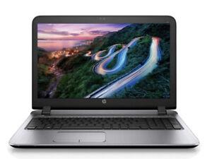 """HP ProBook 450 G3 15.6"""" Laptop Intel i5-6200U @2.30GHz 8GB RAM 500GB  SSD Win 10"""