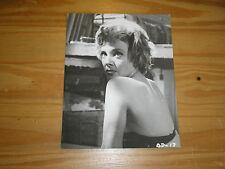 "Vintage HONOR BLACKMAN ""Early Film "" Publicity Still Movie B/W Photo - Scene"