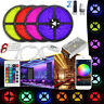 15m LED Stripe RGB Leiste Streifen 3528 Band Wasserdicht Lichterkette Alexa WIFI