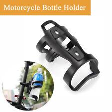 Black Crash Bar Bottle Cup Holder Bracket for Motorcycle Dirt Bike MTB Bicycle