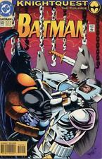 BATMAN #502 NM, Kelley Jones c, Direct, DC Comics 1993 Stock Image