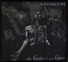 "Kataklysm "" Of Ghosts and Gods "" Patch/Aufnäher 602642 #"