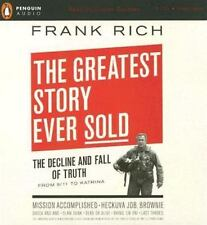 The Greatest Story Ever Sold-book on CD-Brand new