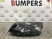 SKODA OCTAVIA 2013 - 2017 GENUINE MK3 PASSENGERS LEFT HEAD LIGHT LAMP 5E2941015