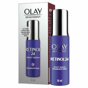 Olay Regenerist Retinol 24 Night Serum Fragrance-Free 30ml