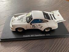 1/43 Spark Porsche 935 Experimental 1976