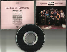 LITTLE FEAT Long Time Till 1988 USA MINT PROMO DJ CD single I get over you