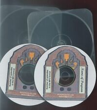 MELODY HOUR 2 mp3 cd OTR Radio Shows Percy Faith Orch  Buddy Clark famous guests