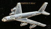 XL C-135 STRATOTANKER KC-135 AIRPLANE HAT LAPEL PIN US AIR FORCE USAF AFB WOW