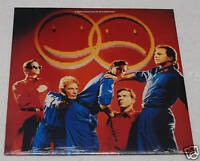 DEVO:LP-TOTAL DEVO-ORIGINAL ITALY SIGILLATO SEALED SS !