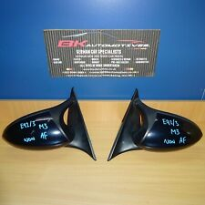 GENUINE BMW M3 E92, E93, SIDE WING MIRROR SET L&R ELECTRIC HEATED PAIR
