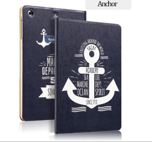 """Smart Flip Stand Case Cover for Apple iPad Mini 1,2,3,4 Air 1,2 5th Gen 9.7"""""""