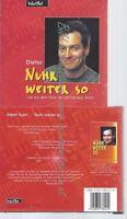 CD--DIETER NUHR--NUHR WEITER SO. MÄRZ  | AUDIOBOOK