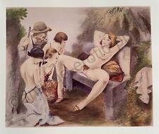Feodor Rojankovsky Erotic Antique Love Art Photo Vagina Voyeur Akt Berlin 1934