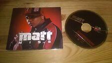 CD Hiphop Matt - Miss (1 Song) Promo UNIVERSAL / BARCLAY