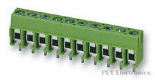 PHOENIX CONTACT    PT1,5/8-5.0-H    Wire-To-Board Terminal Block, 8, 300 V, 10 A