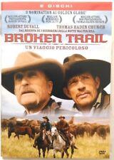 Dvd Broken Trail - Un viaggio pericoloso - 2 dischi di Walter Hill 2006 Usato