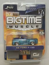 Jada Toys Bigtime Muscle 1956 Ford F-100 Pickup 56 Wave 5 1:64 R