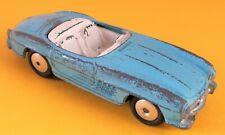 CORGI TOYS No303 MERCEDES BENZ 300SL OPEN ROADSTER. 1950's