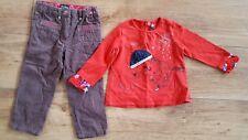 lot vêtements  fille  18-24 mois  différentes marques bon état