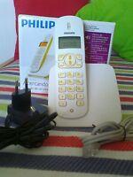 Telefono inalambrico Philips