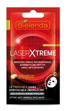 Bielenda LASER XTREME Lifting and wrinkle correcting face mask hydroplastic 3D