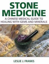 STONE MEDICINE - FRANKS, LESLIE J. - NEW HARDCOVER BOOK