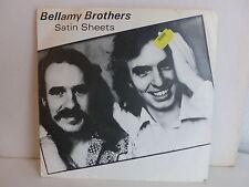 BELLAMY BROTHERS Satin sheets K16775