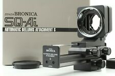 【UNUSED IN BOX】 Bronica Automatic Bellows Atachiment S for SQ-Ai Japan D237J
