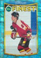 1994-95 Finest Refractor Parallel Hockey Cards Pick From List