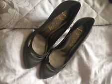 Bronx Grey Court Shoes Size 6