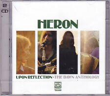 HERON - Upon Reflection - The Dawn Anthology - Double CD 1970-72  NEW/Sealed.