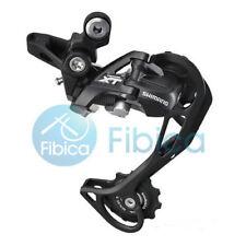 New Shimano Deore XT RD-M781 Rear Derailleur Top Swing Black 10-sp Long Cage