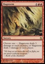 MTG 1x SLAGSTORM - Mirrodin Besieged *Rare Damage NM*
