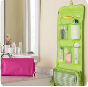 Organizer Cosmetic Case Makeup Beauty Holder Hanging Travel Toiletry Bag New