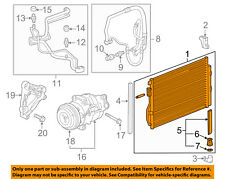 Chevrolet GM OEM 12-15 Sonic Air Conditioner-Condenser 95286873