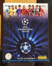 Panini Champions League 13 14, 2013 - 2014 Complete Sticker Set Mint Condition