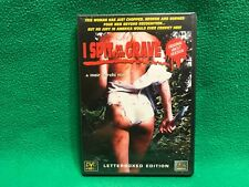I Spit on Your Grave DVD — ULTRA RARE UNCUT Version — SEALED