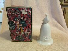 Vintage Collectible ~1981 Avon~ Tapestry Collection Dove Bell ~ New in Box