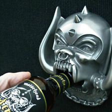 MOTORHEAD wall mounted bottle opener