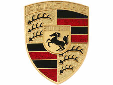 For 1983-1991 Porsche 944 Emblem Front Genuine 75162BK 1984 1985 1986 1987 1988