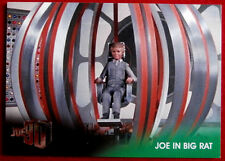 JOE 90 - Foil Chase Card #F1 - JOE IN BIG RAT - GERRY ANDERSON COLLECTION 2017