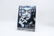 DOUBLE INDEMNITY - Glossy Bluray Steelbook Magnet Cover (NOT LENTICULAR)