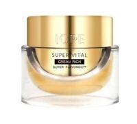 Iope Super Vital Cream Rich 50ml Elastic Anti aging Moisture Green Tea Extract