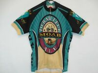 World Jerseys Men's Moab Derailleur Ale Cycling Jersey mens S