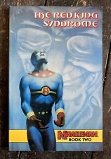 MIRACLEMAN BookTwo The Red King Syndrome (Eclipse 1990) Paperback First Print