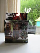 🎀 Figurine Star Wars The Force Awakens Chewbacca Disney Hasbro Avec Sa Boîte