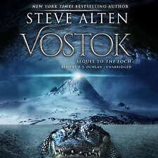 Vostok by Steve Alten 2017 Unabridged CD 9781504785433