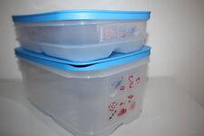 Tupperware KlimaOase Set - Fleisch Fisch Wurst Behälter  4,4 L + 1,8 L Neuheit